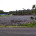 Bulldozing field