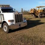 Bulldozing Equipment